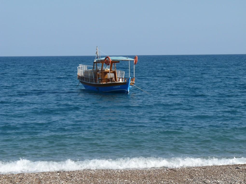 Blaue Reise ab Antalya
